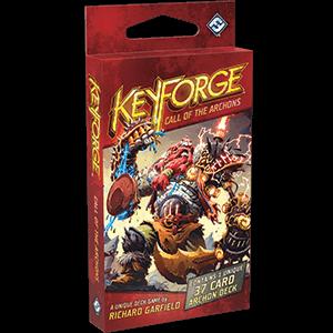 Keyforge Archon deck