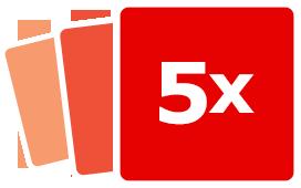 5x BoM points doubler