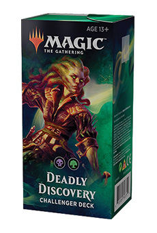 Challenger Deck Deadly Discovery