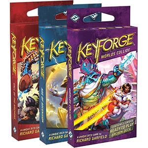 Keyforge Archon decks